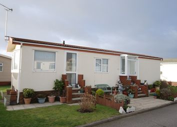 Thumbnail 2 bedroom mobile/park home for sale in West Shore Park, Walney