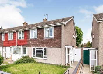 Thumbnail End terrace house for sale in Harebell Road, Oxford