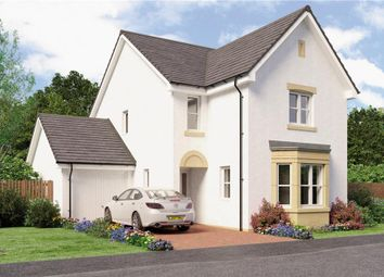 "Thumbnail 4 bed semi-detached house for sale in ""Esk Semi"" at Gilmerton Dykes Road, Edinburgh"