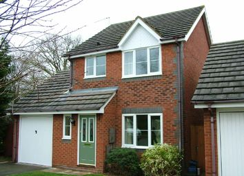 Thumbnail 3 bed detached house to rent in Sherlock Lea, Eversley, Hook