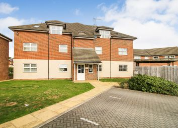Thumbnail 2 bed flat for sale in Basset Court, Honington Mews, Hampshire