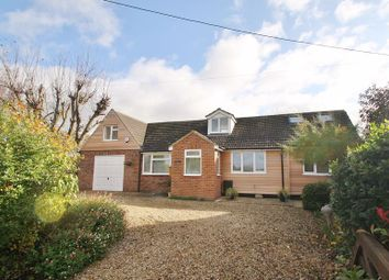 Thumbnail 4 bed detached bungalow for sale in Hammer Lane, Warborough, Wallingford