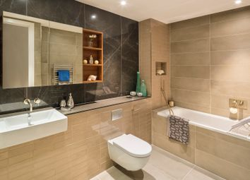 Thumbnail 2 bed duplex for sale in Bunhill Row, London