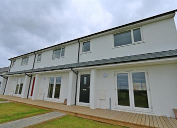 Thumbnail 3 bed terraced house for sale in Elm Close, Newquay