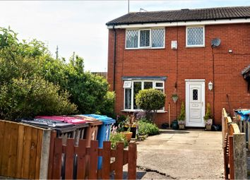 Thumbnail 3 bed end terrace house for sale in Chancel Avenue, Salford