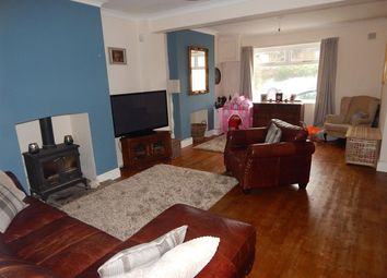 Thumbnail 3 bed terraced house to rent in Kemys Street, Griffithstown, Pontypool