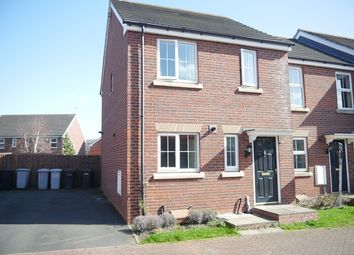 Thumbnail 3 bed mews house to rent in Poplar Court, Stapeley, Nantwich, Cheshire