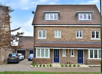 Thumbnail 4 bed semi-detached house for sale in East Grinstead, West Sussex