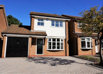 3 bed detached house for sale in Calder Drive, Sutton Coldfield B76