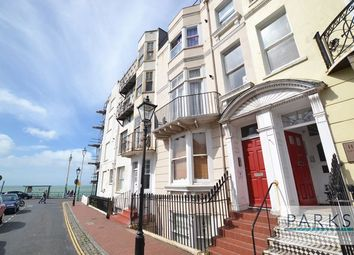 Thumbnail 1 bed flat to rent in New Steine, Brighton, East Sussex