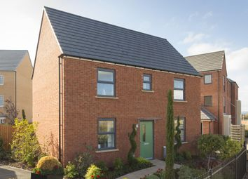 "Thumbnail 3 bed end terrace house for sale in ""Hadley"" at Fen Street, Wavendon, Milton Keynes"