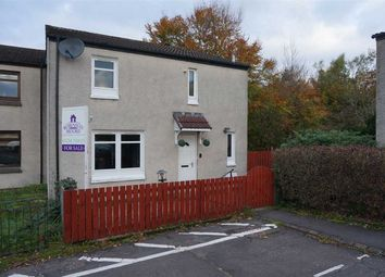Thumbnail 3 bed end terrace house for sale in Ben Venue Road, Cumbernauld, Glasgow