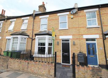 Thumbnail 3 bed terraced house for sale in Reventlow Road, New Eltham