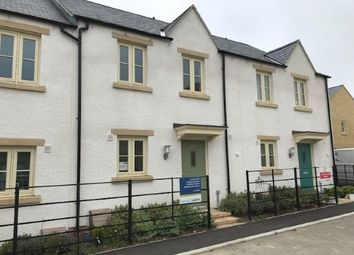 3 bed terraced house for sale in De Borg Close, Tetbury GL8