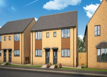 Thumbnail 3 bed semi-detached house for sale in Hexham Broomhouse Lane, Edlington, Doncaster