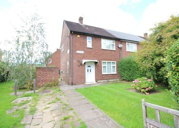 Thumbnail 2 bed terraced house for sale in Garthorp Road, Wythenshawe, Manchester