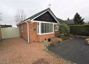 Thumbnail 2 bed bungalow for sale in Peterhouse Gardens, Woodley, Stockport