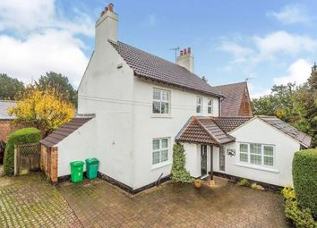 Thumbnail 4 bed detached house for sale in Rectory Avenue, Wollaton, Nottingham, Nottinghamshire