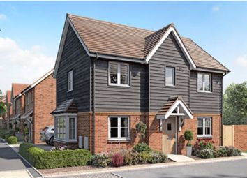 Thumbnail 3 bed detached house for sale in Horsham Road, Cranleigh