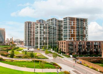 Thumbnail 1 bed flat for sale in Duke Of Wellington Avenue, London