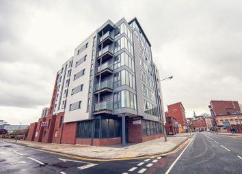 Thumbnail 1 bed flat for sale in Marlborough Street, Liverpool