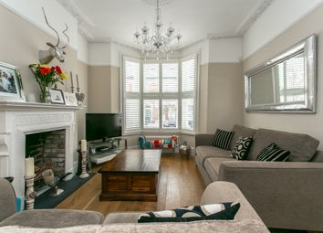 Thumbnail 5 bed terraced house to rent in Devereux Road, London