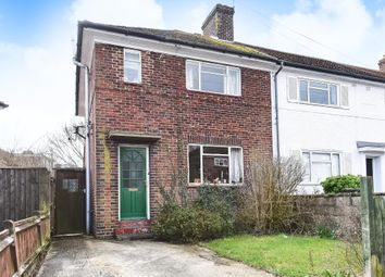 Thumbnail 3 bed semi-detached house for sale in Wolsey Road, Sunnymead, North Oxford, Oxon