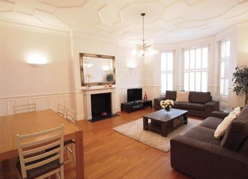 Thumbnail 4 bed flat to rent in Sandwell Mansions, West Hampstead, London