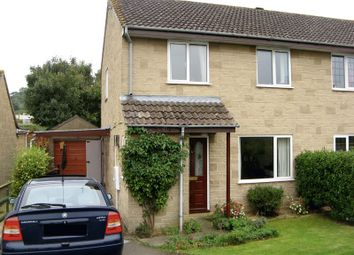 Thumbnail 3 bed semi-detached house for sale in Compton Road, Yeovil