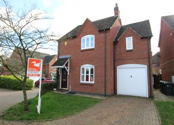 Thumbnail 5 bed detached house to rent in Shakespeare Meadows, Repton