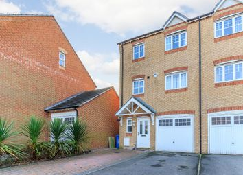 Thumbnail 4 bed semi-detached house for sale in Redhill Park, Hull, East Riding Of Yorkshire