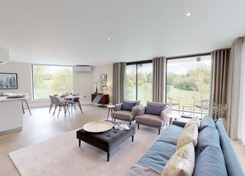 Thumbnail 3 bed flat for sale in Flat 4, Montgomerie Lodge, Chigwell