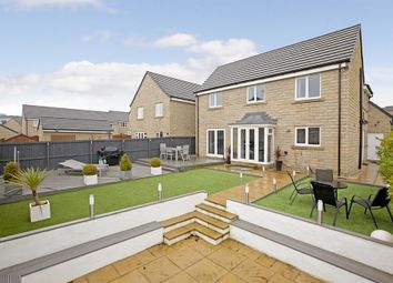 Thumbnail 5 bedroom detached house for sale in Tempest Close, Wilsden, Bradford
