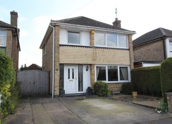Thumbnail 3 bed detached house for sale in Walk Mill Drive, Hucknall, Nottingham