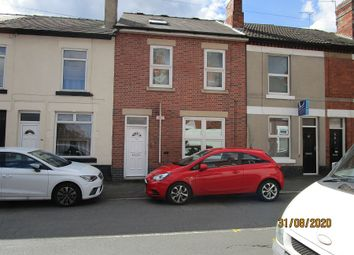 Thumbnail 1 bed flat to rent in Stanley Street, Derby