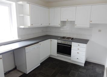 Thumbnail 3 bed flat to rent in Burnside Court, Motherwell