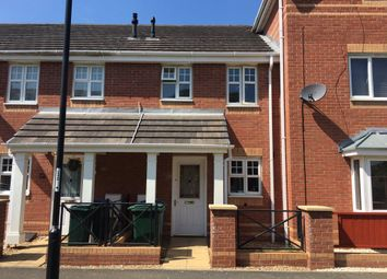 Thumbnail 2 bed terraced house to rent in Alverley Road, Daimler Green