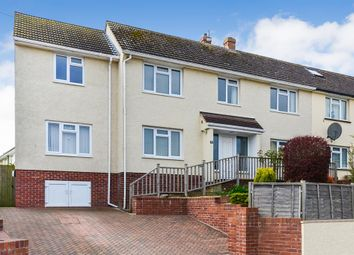 Thumbnail 4 bed semi-detached house for sale in Langaton Lane, Exeter