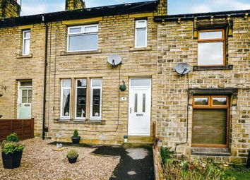 2 bed terraced house for sale in Minerva Street, Cowlersley, Huddersfield HD4
