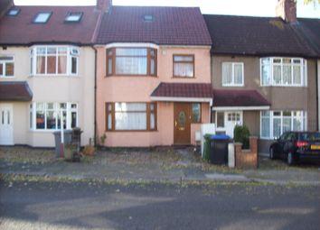 Thumbnail 4 bed terraced house for sale in Kenwyn Drive, London
