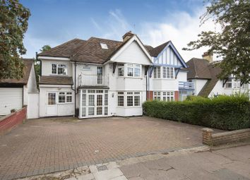 Thumbnail 5 bed semi-detached house to rent in Ridge Hill, Golders Green