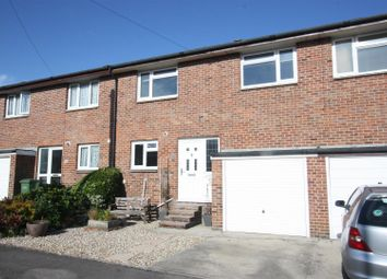 Thumbnail 3 bed terraced house for sale in Jordan Way, Weymouth