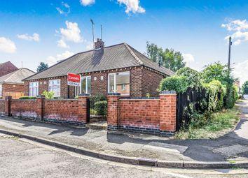 Thumbnail 2 bedroom semi-detached bungalow for sale in Allen Road, Rushden