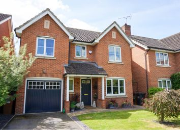 Thumbnail 4 bed detached house for sale in Orchid Close, Hatfield