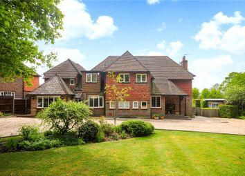 6 bed detached house for sale in Wanborough Lane, Cranleigh, Surrey GU6