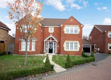 Thumbnail 4 bed detached house for sale in Whitehead Drive, Leyland