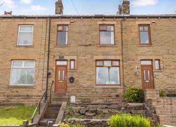 Thumbnail 3 bed terraced house for sale in High Street, Hanging Heaton, Batley