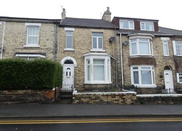 Thumbnail 3 bed terraced house to rent in Whitworth Terrace, Spennymoor