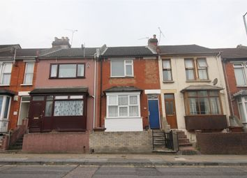 Thumbnail 1 bedroom flat for sale in Canterbury Street, Gillingham, Kent.
