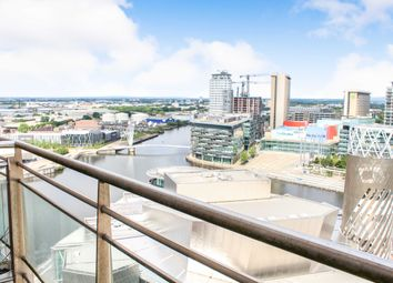 Thumbnail 2 bed flat for sale in Imperial Point, The Quays, Salford Quays